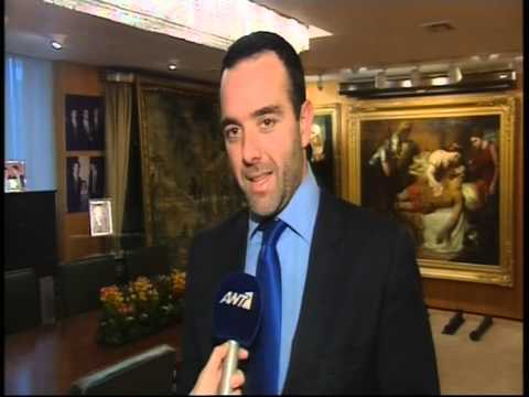 Hellas Direct @ ANT1 News