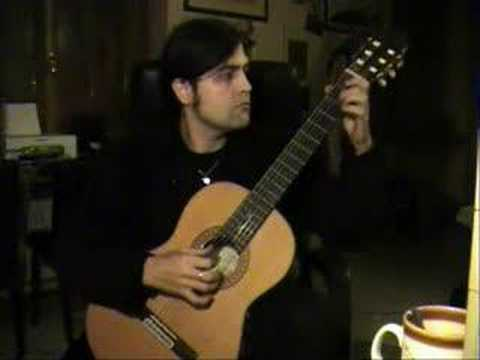 Johann Kaspar Mertz Ländler classical guitar Jean Paul Agnesod