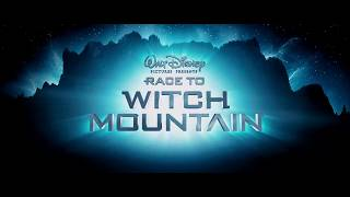 Race to Witch Mountain (2009) - Official Trailer