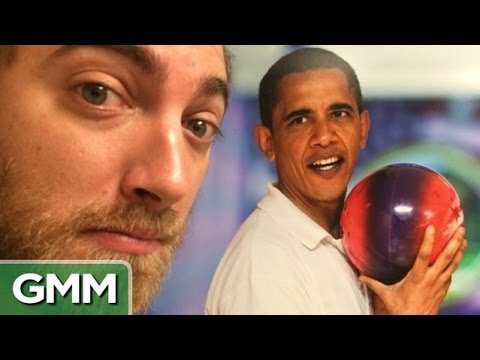 Bowling With the President