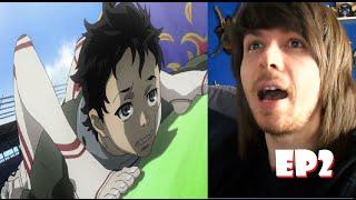 Deadman Wonderland Episode 2 Live Reaction - Grifball