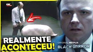 6 VEZES QUE BLACK MIRROR PREVIU O FUTURO