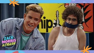 The Time Zack Morris Committed International Kidnapping To Fix A Chess Game