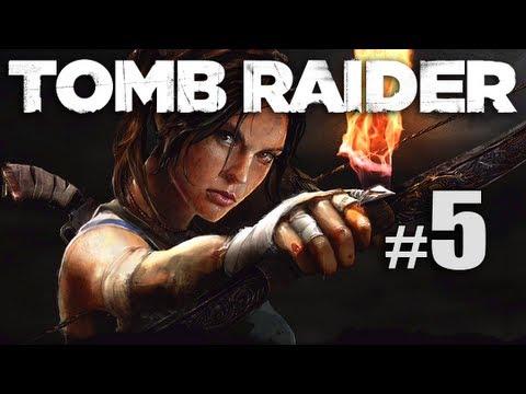 SICK Plays Tomb Raider Part 5 - One Smart Cookie