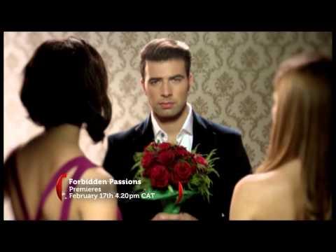 Forbidden Passions | Promo | Telemundo Africa