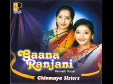 Marivere- Shanmukapriya-Patnam Subramanya Iyer-Chinmaya Sisters