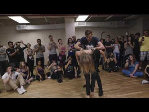 Jakub + Lucia - New York Zouk Festival 2016 - Demo