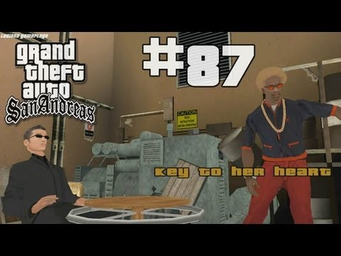 GTA San Andreas #87   Key to her Heart