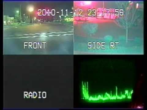 Traffic signal radio interference