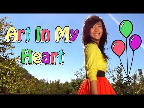 Art In My Heart | Dance Video
