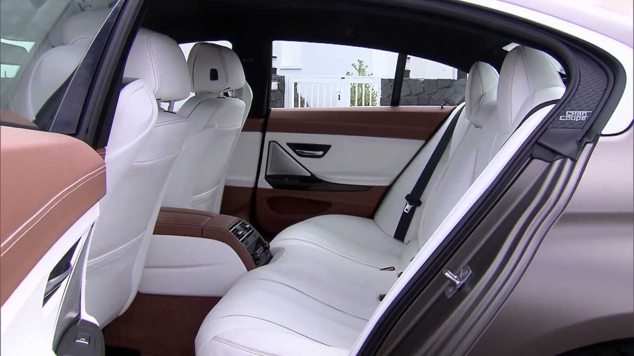 Gorgeous Interiour Of Bmw 640i Gran Coup 233 Individual New