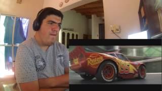 Cars 3 Teaser Trailer #3 REACTION!!