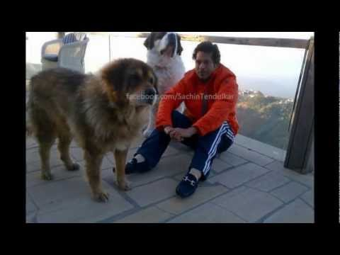 Personal Pic Of Sachin Hanging Out With Family In Mussoorie After Odi Retirement  [hd] video