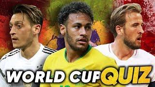 The Big FAT World Cup 2018 Quiz! | Balls Up vs. Football Daily