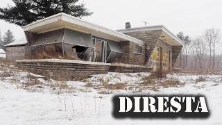 ✔ DiResta 21 Abandoned  Gas Station