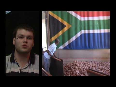 Hoxton apprentice chefs visit Soweto and the Apartheid Museum (SA Tourism, UK)