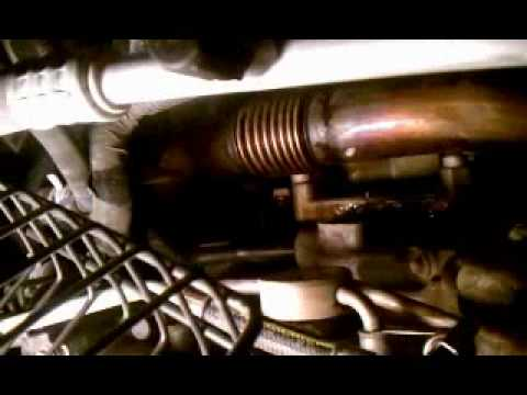 Changing Thermostat in 2005 Chevy Equinox LT YouTube