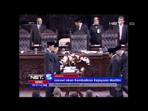 Presiden Joko Widodo minta warga bekerja keras - NET5