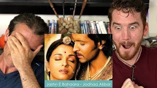 Jashne Bahara | Hrithik Roshan | Jodhaa Akbar REACTION!!