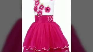 Baby girl beautiful dresses
