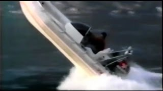 Insane Small Marine RIB with a F1 Engine! 300 hp! 2015