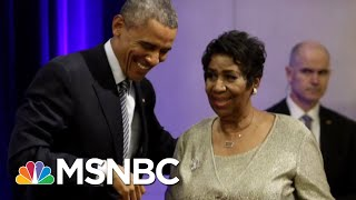 Download Lagu Aretha Franklin's Political Legacy | Deadline | MSNBC Gratis STAFABAND