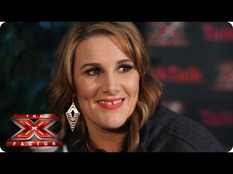 Sam Bailey Answers Your Questions - Talktalk Backstage - The X Factor Uk 2013 video