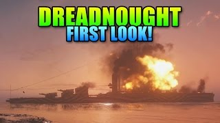 BF1 Everything New! Dreadnought First Look | Battlefield 1 Full Game