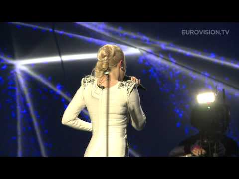 Margaret Berger - Feed You My Love (Norway) impression of second rehearsal