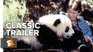 The Amazing Panda Adventure (1995) Official Trailer - Stephen Lang, Ryan Slater Movie HD