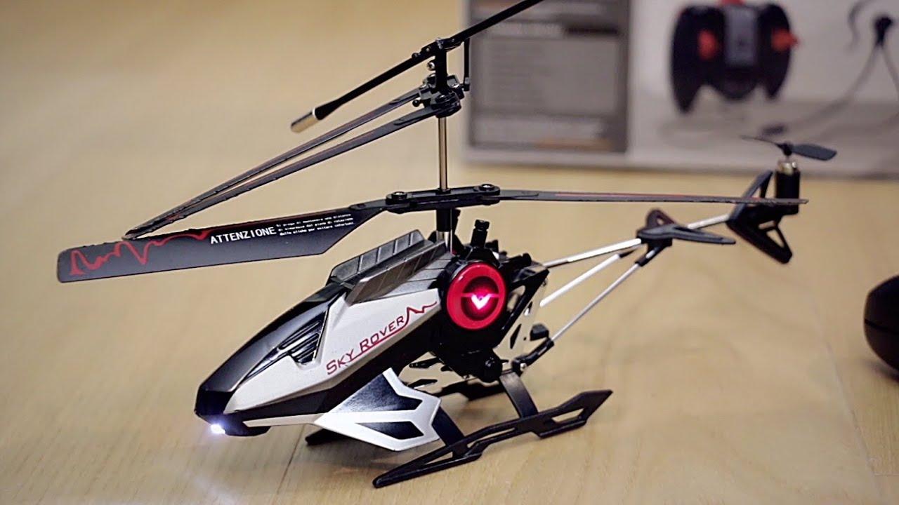 Elicottero Bambini : Elicottero radiocomandato a controllo vocale voice copter