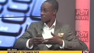 Business Technology - AM Business on Joy News (4-1-17)