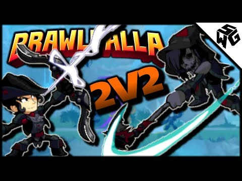 Ranked 2v2's w/ Kirill - Brawlhalla Gameplay :: Don't Call It A Comeback!