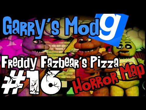 Mod z kumplami 16 horror map freddy fazbear s pizza zagrajmy w