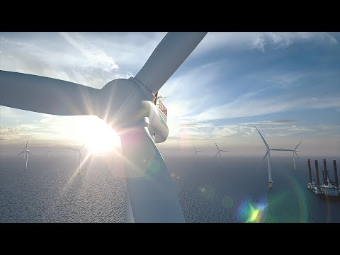 Offshore wind power - how it all comes together at sea