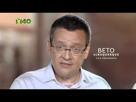 Programa Eleitoral Marina Silva e Beto Albuquerque - 26/08/14