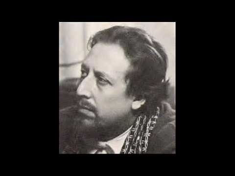 "Janáček - Piano Sonata 1.X.1905 (""From the Street"") - Lazar Berman"