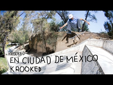 "Krooked ""En Cuidad De México"" Video"