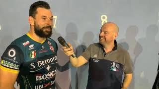 Serie A Banca d'Alba-Moscone - Prima giornata Play-off