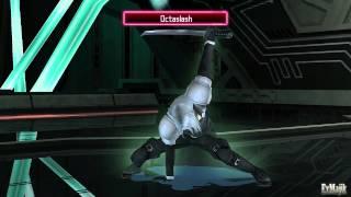 Crisis Core: Final Fantasy VII - Zack vs Sephiroth