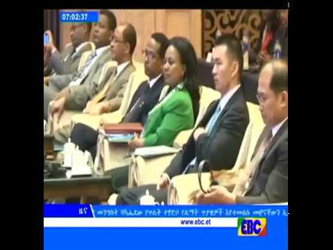 Amharic Afternoon  News from EBC May 19 2017