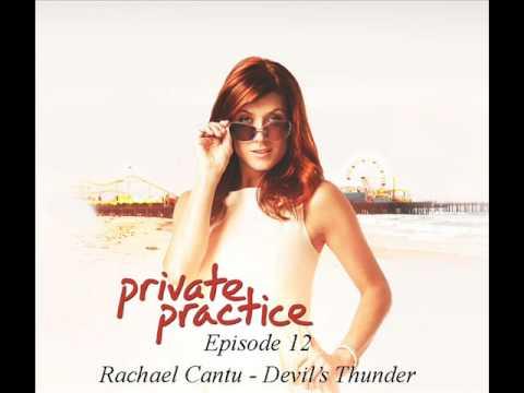 Rachael Cantu - Devils Thunder