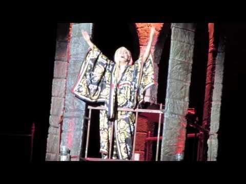 LADY GAGA: The Edge Of Glory live @ Milan 2012