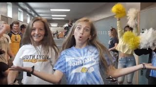 SOUTH LYON HIGH SCHOOL LIP DUB 2018