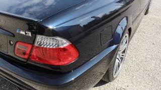 Full Body Detail BMW M3 E46 Carbonschwarz Metallic
