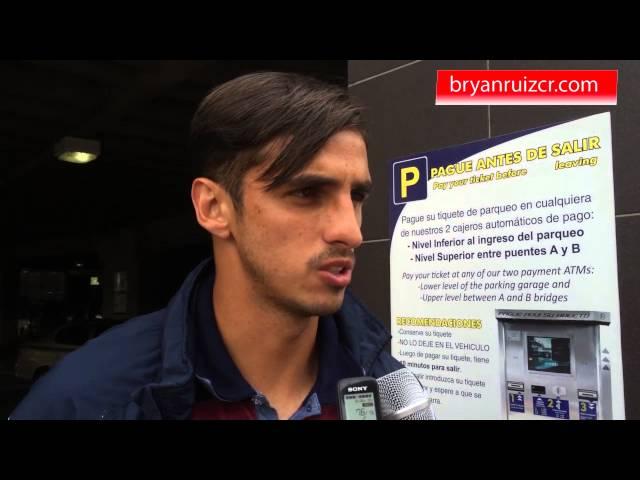 Bryan Ruiz con motivación tras los dos fogueos