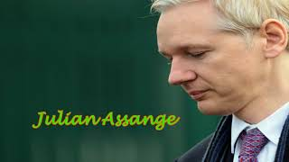 Julian Assange - Rescue & Trump will pardon him and bring him to the USA very soon???