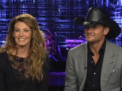 Tim McGraw and Faith Hill Put Divorce Rumors To Rest In New Video