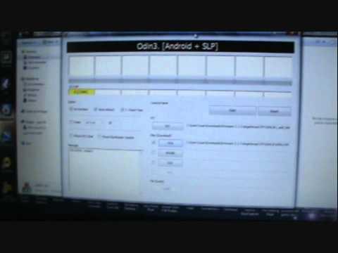 Instalar Gingerbread 2.3.3 Galaxy Tab P1000L/N