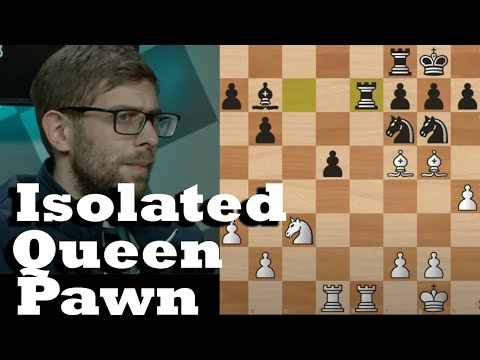 Isolated Queen Pawn Positions | Grandmaster's Choice - GM Denes Boros